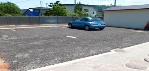 画像:駐車場1