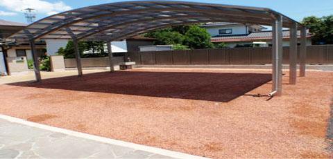 画像:駐車場2